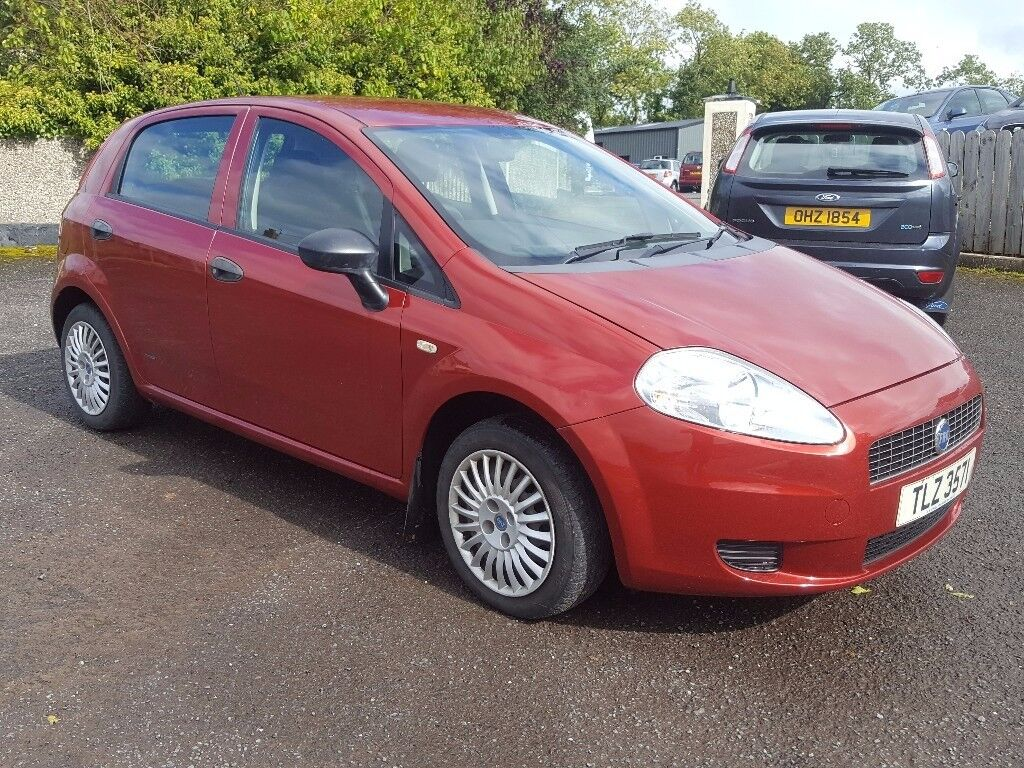 2007 Fiat Punto 1.2 Active ** LOW Miles, MOT Jan, Stunning Condition, Perfect 1st Car **