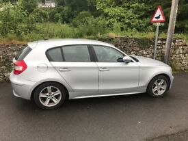 BMW 1 series 12 Months MOT