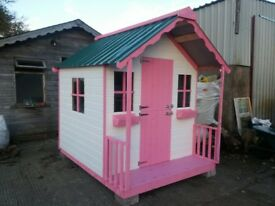 Play houses ( Garden sheds ) sheds
