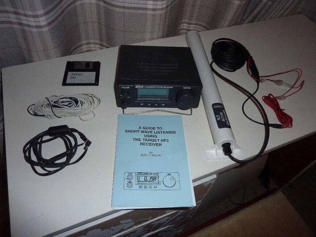 Shortwave communications receiver \