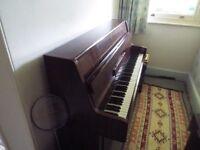 Upright Kemble Piano