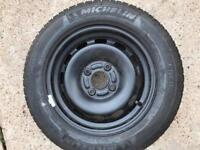 Spare tire for Ford Fiesta 175/65/R14