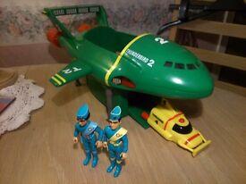 Matchbox Large Thunderbird 2.
