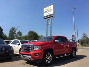 2015 GMC Canyon SLT *Leather* *Heated Seats* *Lane Keep Assist*