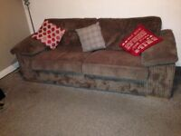 Two seat Sofa for sale..in very good condition .
