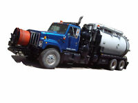 2003 IHC 2574 T/A HYDRO VAC TRUCK Cash/trade/lease to own