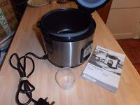 Silver Crest ( Rice-cooker ) SRK 400 A1