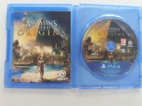 Assassins Creed Origins PS4 PlayStation 4 great condition