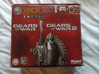 Boxed Gears of War 1 & 2 Xbox 360 60GB Console