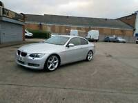 bmw 2007 335d coupe se red leathers