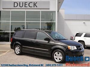 2015 Dodge Grand Caravan Crew Plus - Local -  A/C