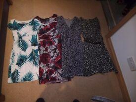 4 PHASE EIGHT LADIES DRESSES SIZE 10
