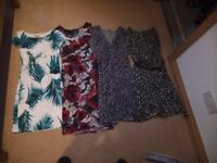 4 PHASE EIGHT LADIES DRESSES SIZE 10