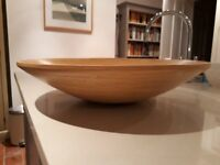 Super large bowl - light and stylish