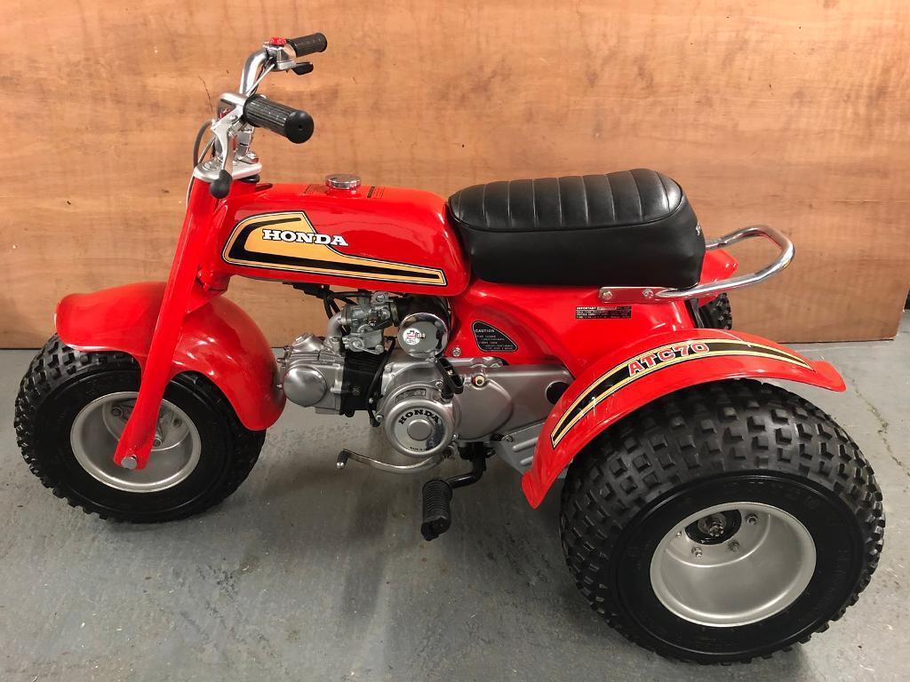 Honda atc 70 1974