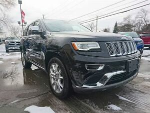 2016 Jeep Grand Cherokee BRAND NEW, SUMMIT, DIESEL