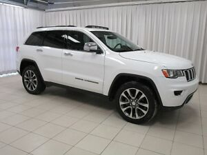 2018 Jeep Grand Cherokee BEAUTIFUL!! LIMITED 4X4 SUV w/ HEATED L