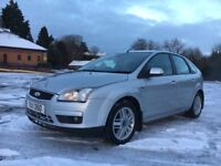 2007 Ford Focus 1.6 Ghia. PRICE REDUCED
