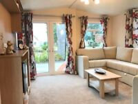 CHEAP ***REDUCED*** 2 BEDROOM STATIC CARAVAN FOR SALE, HOLIDAY HOME, LOW FEES, 10 PITCHES LEFT
