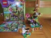 LEGO 41059 Friends Jungle Tree Sanctuary
