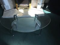 Sofa , table n draw
