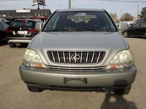 2001 Lexus RX 300 VERY CLEAN FULLY LOADED,