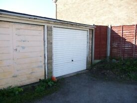Single lock-up Parking Storage GARAGE TO RENT LET in The Paddocks Lancing BN15 9EF Near Worthing
