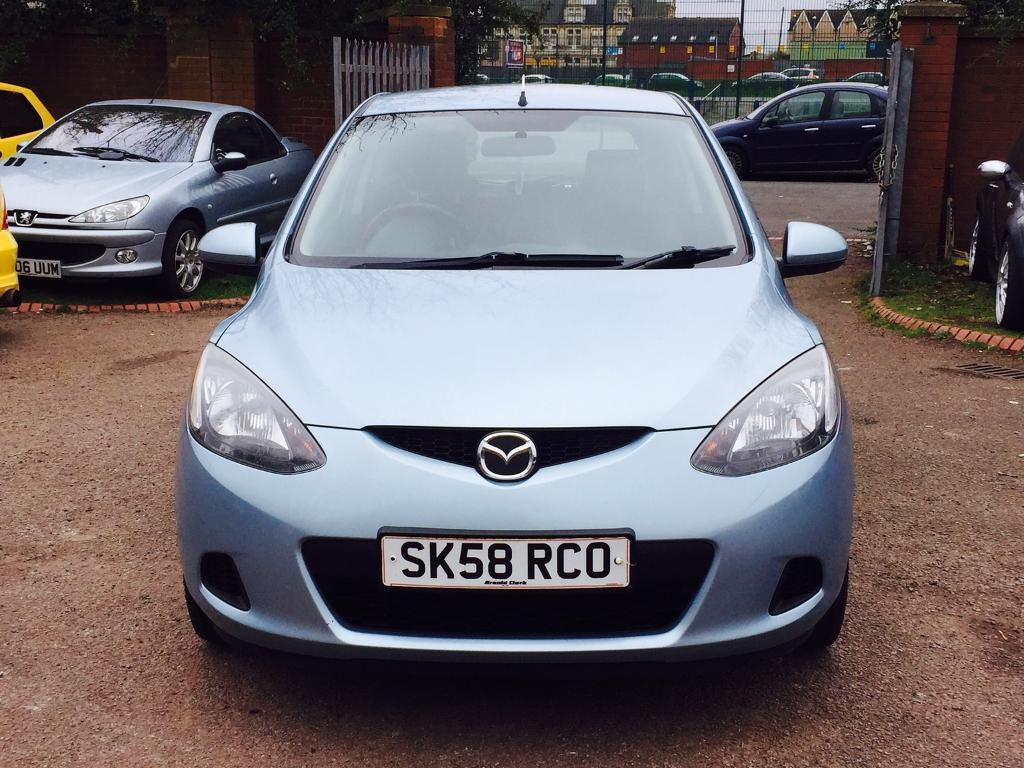 MAZDA 2....1.4 DIESEL GREAT RUNNER NATIONWIDE DELIVERY 1595