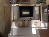 Used hotpoint chimney cooker hood stainless steel