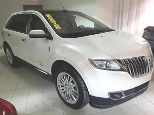 2012 Lincoln MKX LIMITED NAVI  TOIT