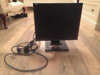 """Dell 17"""" monitor"""