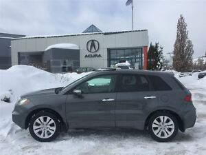 2011 Acura RDX PREMIUM SH-AWD CERTIFIED 1.9% LOW RATE