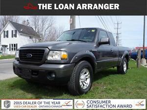 2009 Ford Ranger FX4 Off-Road SuperCab 4 Door