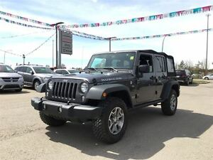 2016 Jeep WRANGLER UNLIMITED Rubicon | One Owner