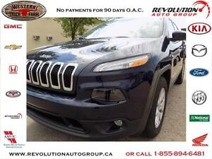 2016 Jeep Cherokee NORTH EDITION 4X4