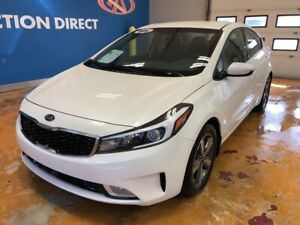 2018 Kia Forte LX+ HEATED SEATS/ POWER GROUP/ AIR/ BLUETOOTH!