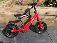 Trax balance bike