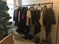 LARGE clothes rail *reduced*