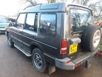 Land Rover Discovery 2.5 tdi Auto