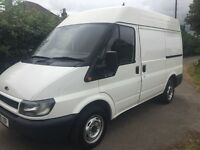 2006 ford transit 280 swb high top (122k only)