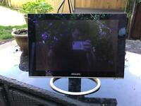 19 inch widescreen Monitor