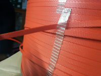 5000m coil of Pallet / Box Strapping Banding. Brand New, Clearance Bargain. Priced to clear.