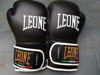 Like New -- Leone Professional Boxing Gloves