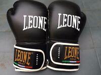 Like New -- Leone Professional Boxing Gloves