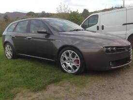 Alfa 159 Sportwagon (Estate) 2.4 5 cylinder diesel