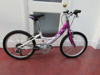 GIRLS BICYCLE, DAWES ANGEL, IMMACULATE CONDITION