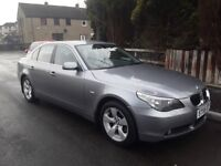 £1850!!!! BMW 523i 2005 PLATE FULL YEARS MOT 12 MONTHS!!!! DRIVES PERFECT!!!!