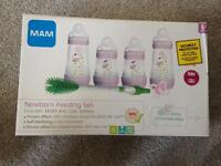 Mama Newborn Feeding Set