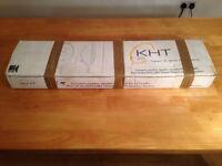 KEF KHT-1005 (HTS-1001) speaker stands (black)