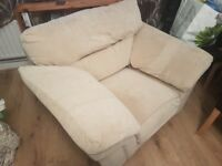 Small One Person Sofa